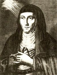 Luisa Colmenares (1565-1636) empezó por una acusación de algunas de las monjas de su convento que quisieron ver en la piedad y profunda fe de la monja un fraude. Lo que  sucedidó era que Sor Luisa había querido igualar a todas las monjas de su convento. Alabada y respetada por nobles y reyes, la monja de Carrión tuvo que sufrir la humillante acusación y sentencia del Santo Oficio. La muerte le llegó antes de poder escuchar la restitución de su honor, su fe y su persona.