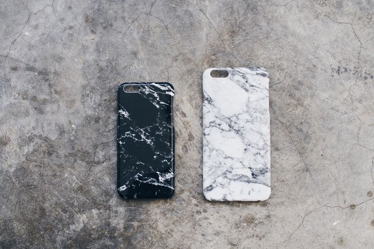 Marble Snap Case for iPhone 6 / 6 Plus / 5S & S5