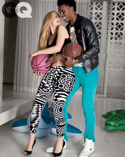 iggy and nick young meet