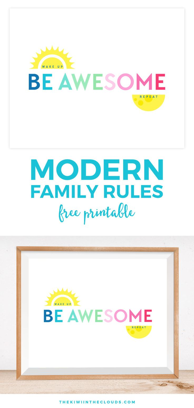 best 25 family rules printable ideas on pinterest family rules house rules and house rules chart. Black Bedroom Furniture Sets. Home Design Ideas