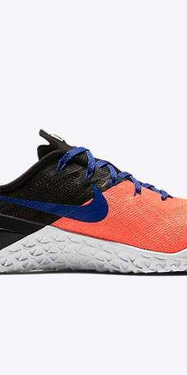 "The Nike Metcon 3 sneakers are super easy to clean, they stay comfortable for more than 12 hours on my feet, and don't weigh me down.""—Amanda L. Benza, BSN, RN, Phelps Memorial Hospital in Sleepy Hollow,"