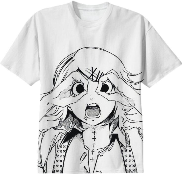tokyo ghoul shirt - Sök på Google