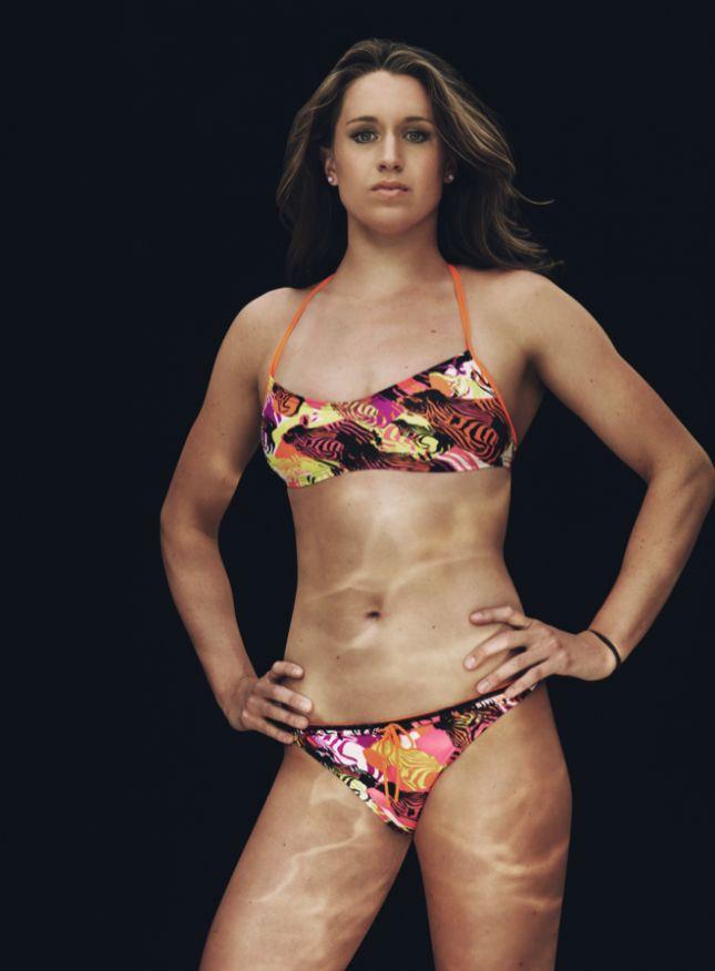 Sponsored athlete: Katie Hoff. Photographer: Carlos Serrao ...