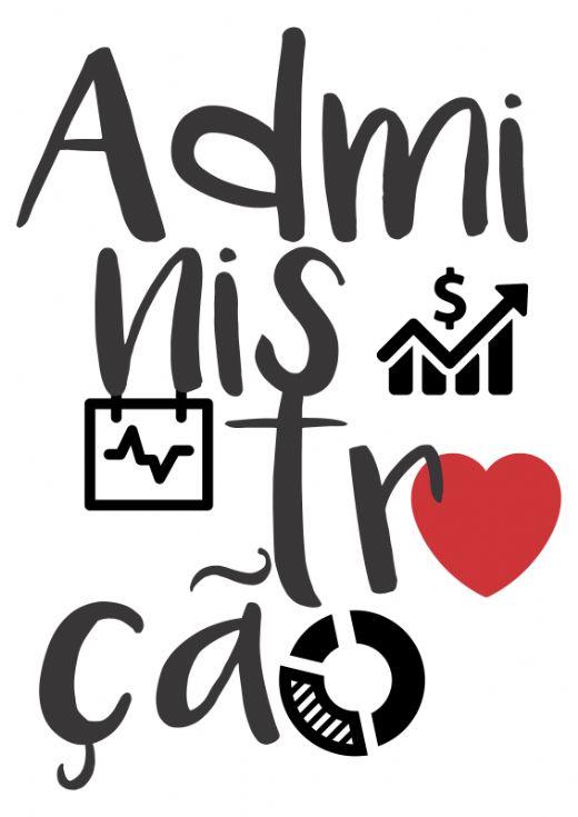 T-Shirt Feminina - Curso Administra��o 7 - Foto