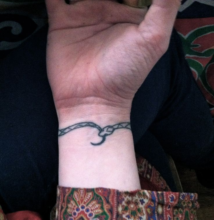 50 Charming Wrist Bracelet Tattoos Designs And Ideas 2018: 64 Best Images About Tattoo Inspirations On Pinterest