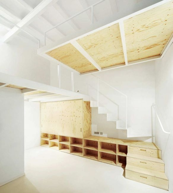 Loft Bed With Closet Underneath: 23 Best Loft // Bed // Closet // Stairs Images On