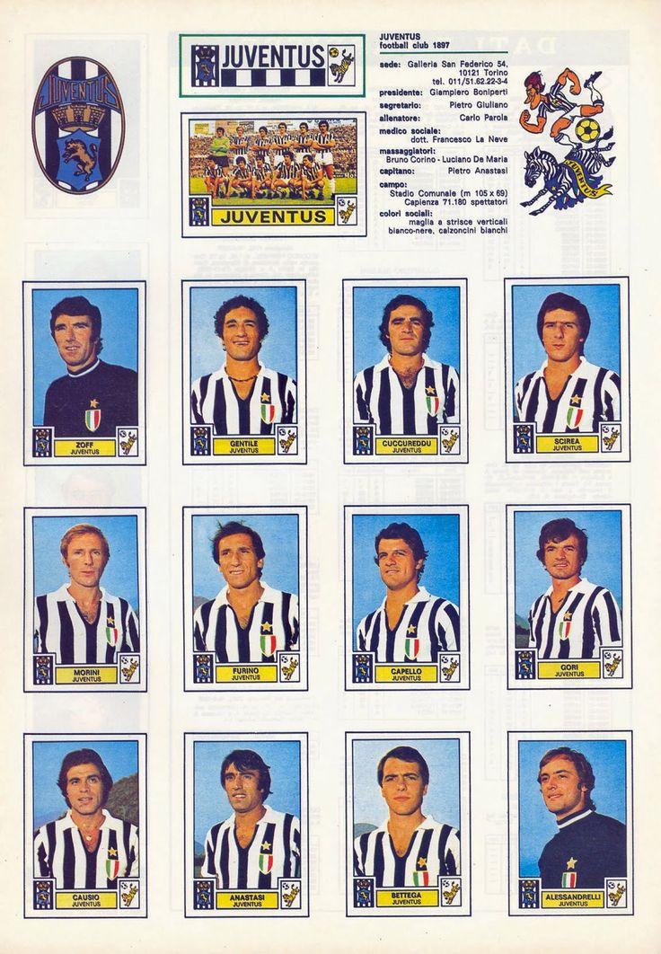 Juventus History!