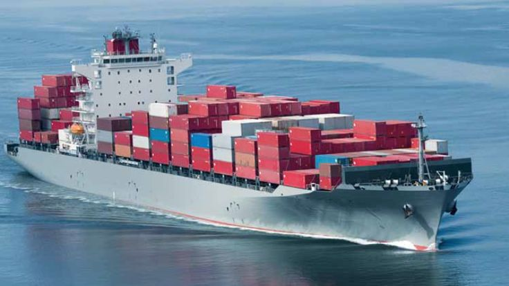 International Sea Freight Forwarding service based in Jeddah, Saudi Arabia.  Our complete range of solutions … | Ocean freight, National maritime day, Cargo  shipping