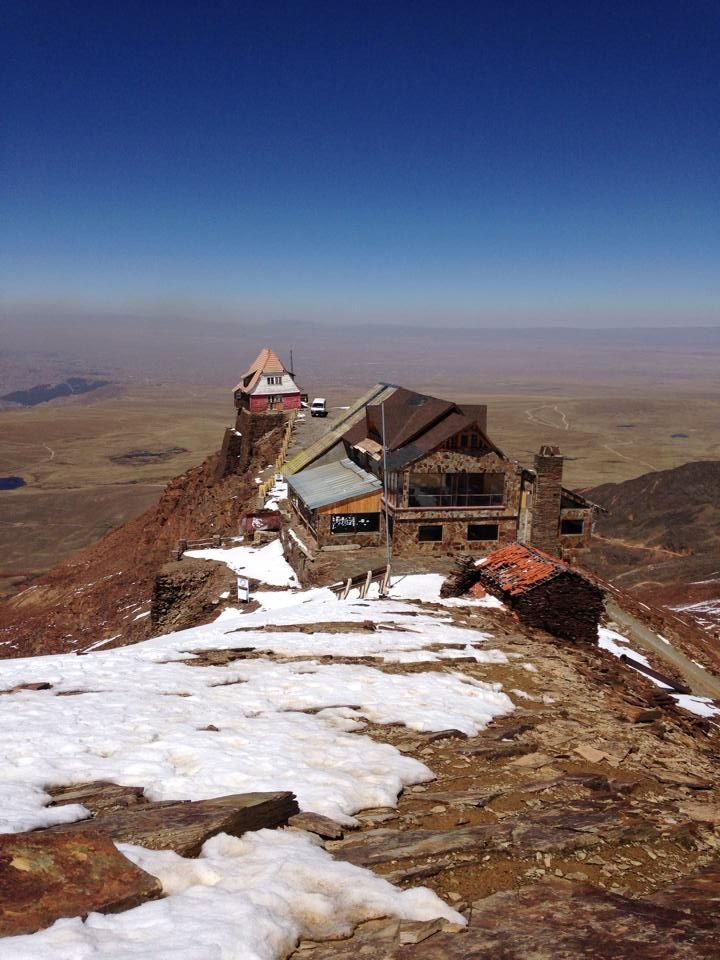 Bolivia is beautiful and how!