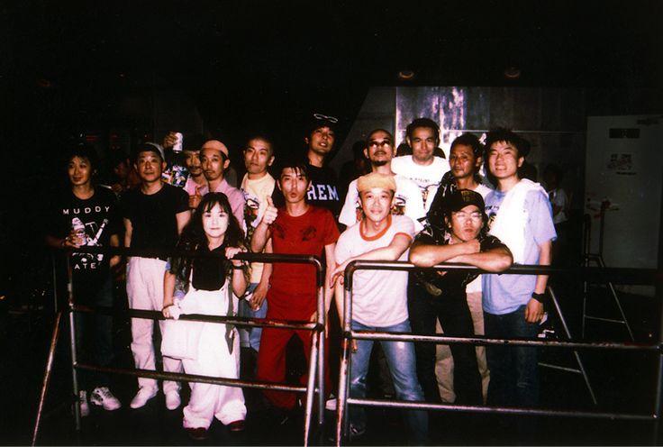 1996/6/18ライブ終了後