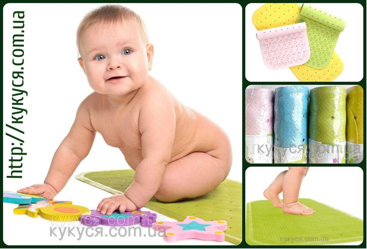 эластичный, мягкий и приятный на ощупь, Коврик имеет слегка структурированную поверхность. Он незаменим, когда ребенок только научился сидеть и когда шаги малыша еще неуверенны, а поверхность ванны твердая и скользкая. Коврик представлен в 4х расцветках на выбор: Розовый Голубой Желтый Салатовый сделайте свой выбор)…