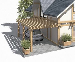 free standing carport designs - Google Search