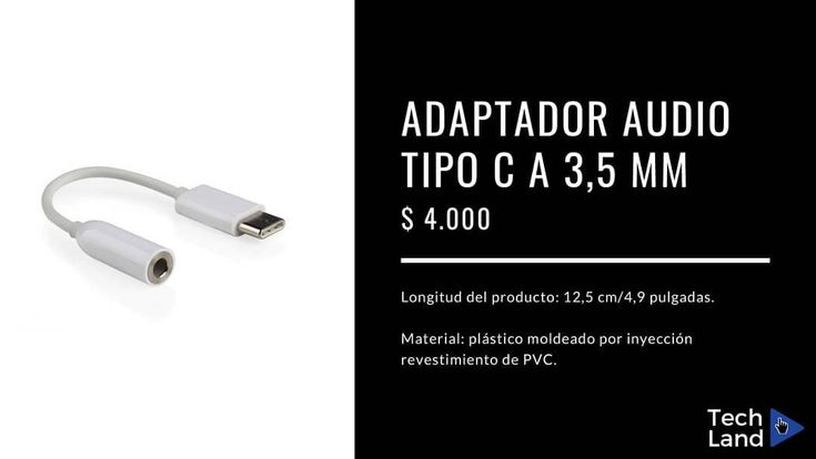 We arrived! Today we receive everything and we are ready to assist you! Type C Audio Adapter at 3.5 mm. Price: $ 4,000 Write us by direct message …