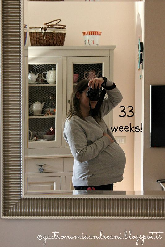 33 weeks!