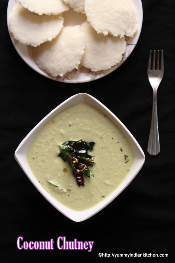 Coconut chutney is a popular chutney all across south india which is made using fresh coconut eaten as a side dish with idli dosa or any breakfast recipe...