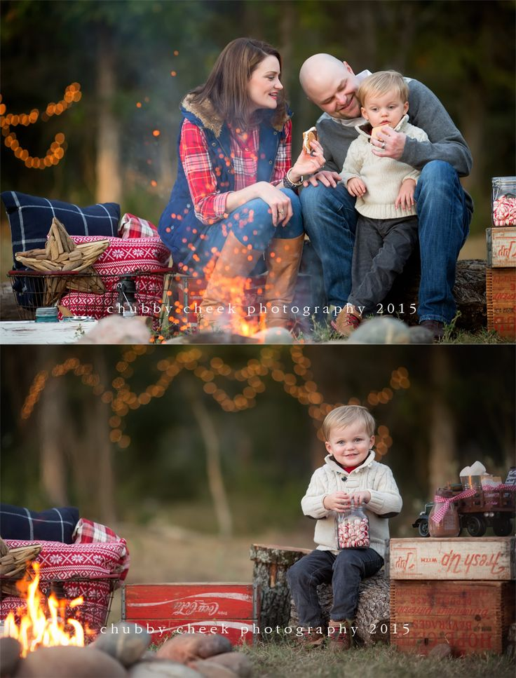 Scores and campfire mini sessions were a scrumptious success – chubby cheek photography