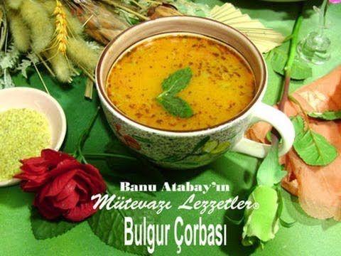 Bulgur Çorbası (Çorba Tarifleri)