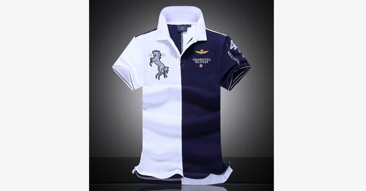 Trendy™ Air Force One Polo Shirt for Men