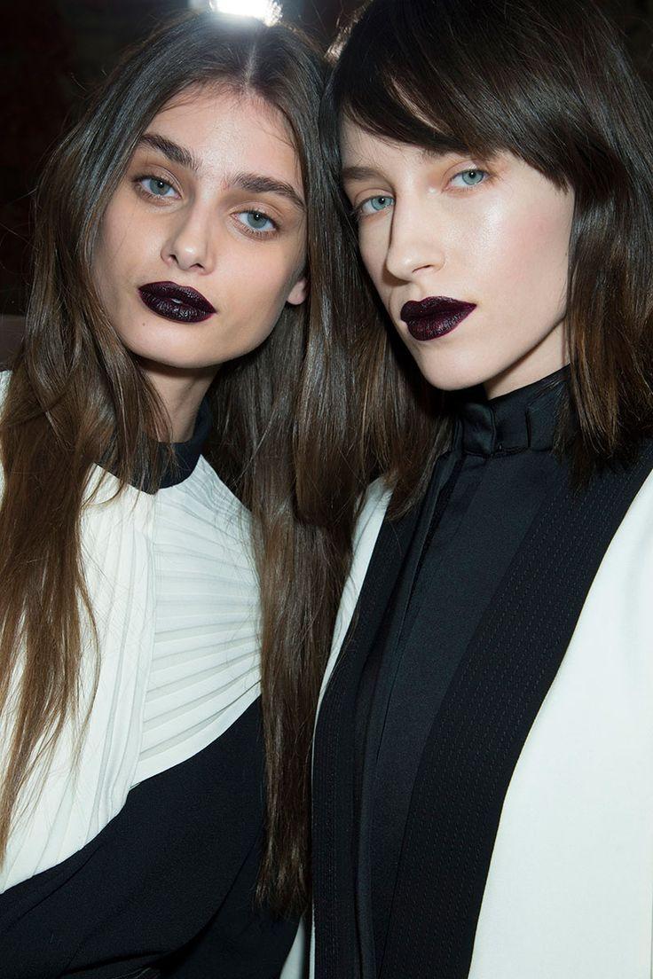 negra labios