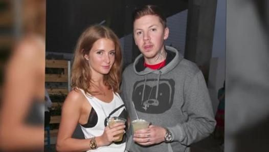 Millie Mackintosh Supports Fiancé Professor Green After Quitting Made In Chelsea - Video Dailymotion