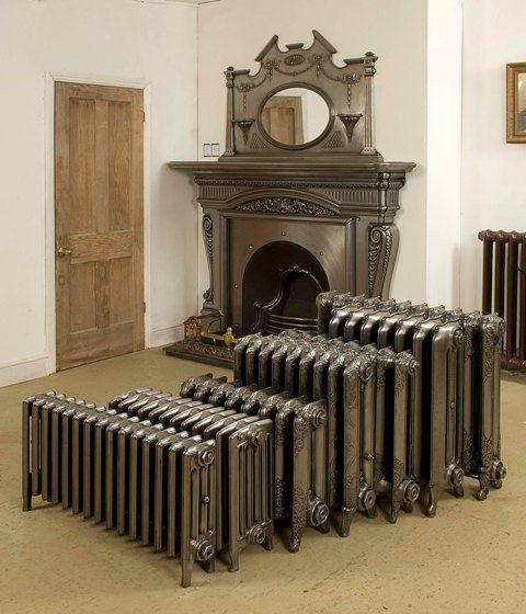 Traditional, Victorian & Designer Cast Iron Radiators
