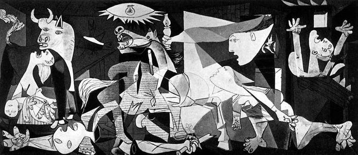 Πόλεμος και τέχνη: η Γκουέρνικα του Πικάσο