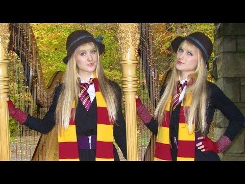 Harry Potter Hedwig's Theme by the Harp Twins