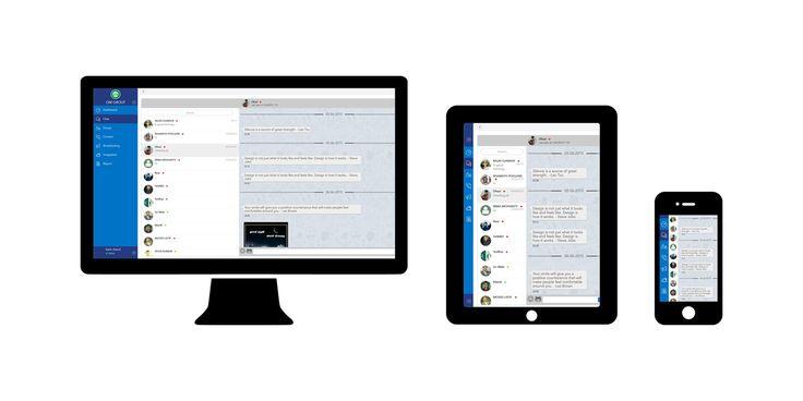 5 Ways U&Me Plus Enterprise Chat Application Support Team Collaboration