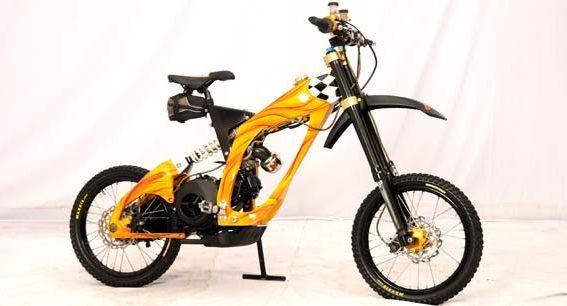 Baca inFo Online: Foto Yamaha Nouvo Di Modif Down Hill Keren Abis