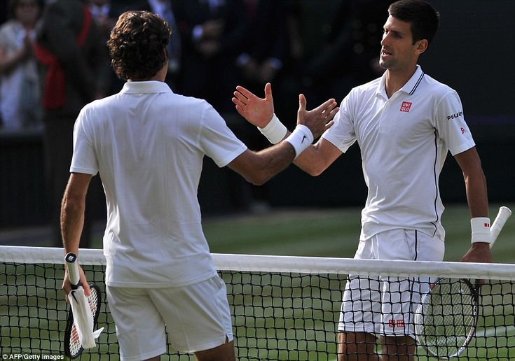 An excellent final between two very talented tennis players! #Wimbledon2014 #Djokovic #FedererNovak Djokovic, Djokovic Win, Wimbledon2014 Djokovic, Djokovic Federer, Roger Federer, Wimbledon 2014, Sports, Rogers Federer, Championship Point