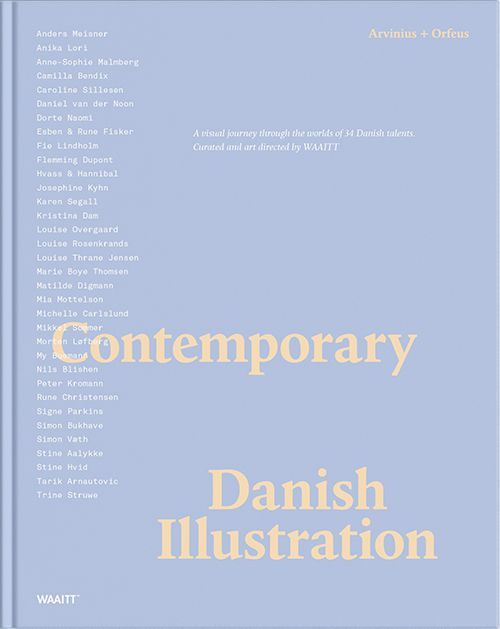 Contemporary Danish illustration | Arnold Busck
