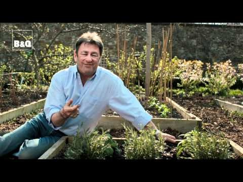 Introduction to gardening with Alan Titchmarsh