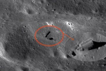 """New Study: """"Unusual Structures"""" On Far Side of The Moon Could Have Been  Made By Extraterrestrials – Collective Evolution"""