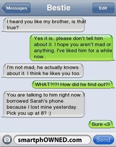 Page 25 - Autocorrect Fails and Funny Text Messages - SmartphOWNED