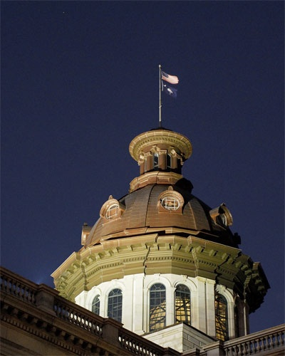 South Carolina State House  www.russellandjef... Best Real Estate company in South Carolina.