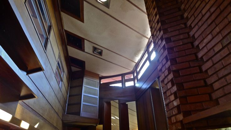 Hanna House, Frank Lloyd Wright, Architect   Flickr - Photo Sharing!