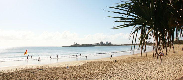 Mooloolaba beach, Sunshine Coast