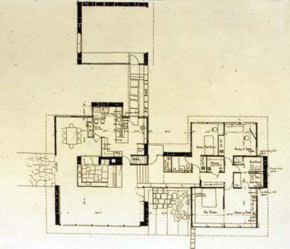 16 best Louis Kahn Weiss House images – Weiss Homes Floor Plans