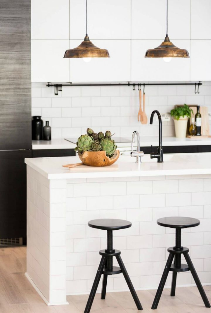Clean And Uncluttered Home With A Scandinavian Influence 8