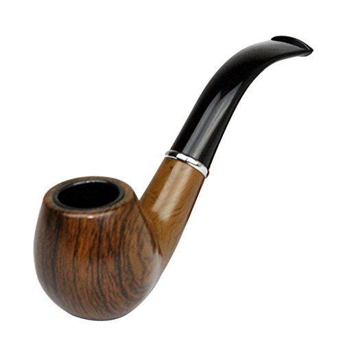 how to clean an old tobacco pipe