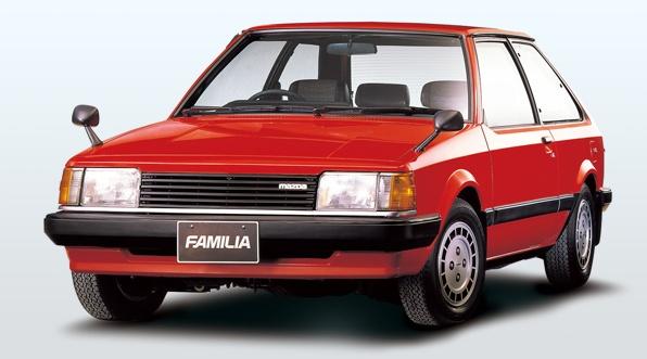 1980 - Mazda 323 Familia