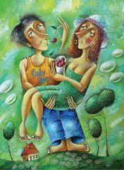Only You, Yuri Matsik (1000 parça puzzle) Art Puzzle 36,90 TL 35,79 TL (%3.00 havale indirimi)