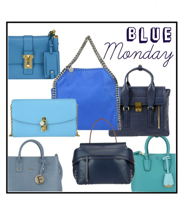 Blue monday by brunarosso-eshop on Polyvore featuring moda