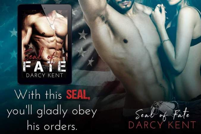 SEAL of Fate: A Navy SEAL Romance by Darcy Kent Author is #Live  #KindleUnlimited #OneClick #99Cents  http://amzn.to/2tvPt3J Add it to your TBR: http://ift.tt/2t1nhWv