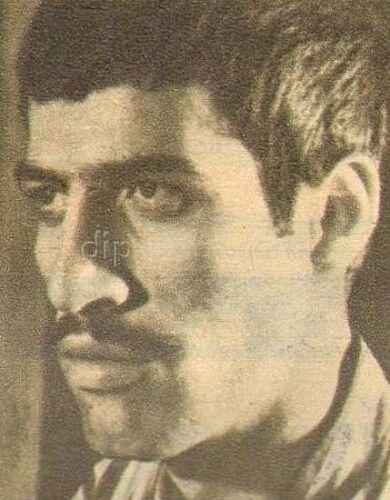 Kemal Sunal, 23 yaşında