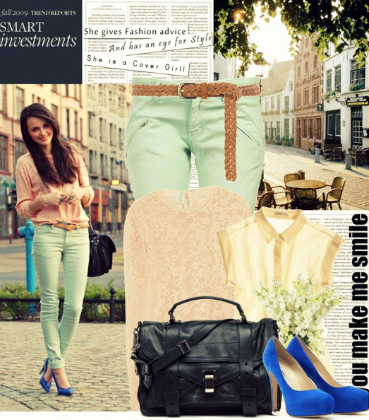 Fall in Love with Pastels <3 :)