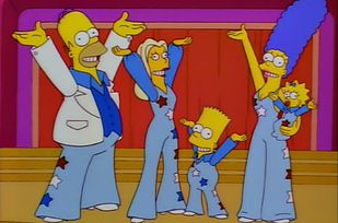 "The Brady Bunch Variety Hour | 16 TV Shows ""The Simpsons"" Has Parodied"