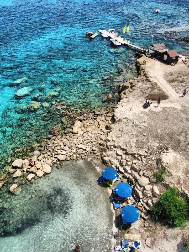 Protaras, Cyprus-Skoutari (Malama beach)