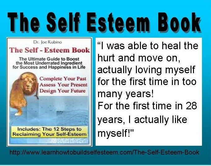"http://www.learnhowtobuildselfesteem.com/cpr-success  ""I was able to heal the hurt and move on,  actually loving myself for the first time in too many years! For the first time in 28 years, I actually like myself!"""
