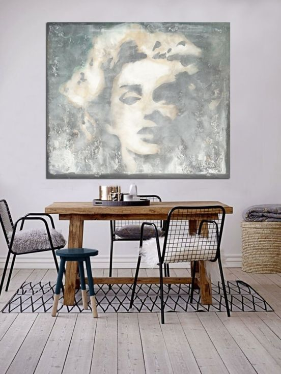 ARTFINDER: marilyn by Dee Brown - Thank you for your interest in this large painting from the Dee Brown Artfinder collection. This original painting is currently for sale exclusively on artfi...